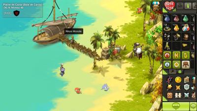Aller sur l'île du Minotoror
