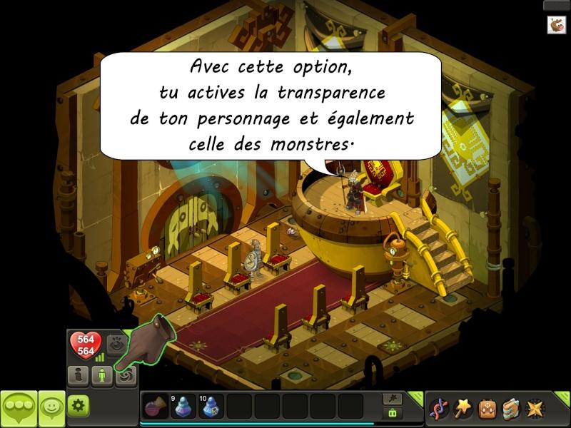 Transparence, Grille et Options d'Affichage 4