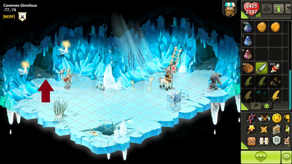 Labyrinthe 9