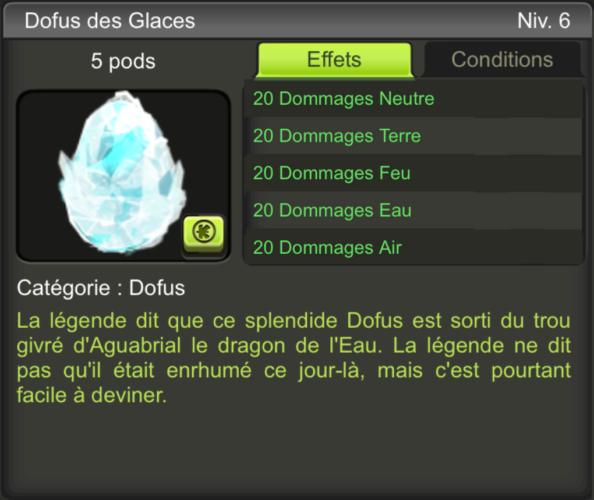 Tutoriel : Le Dofus des Glaces